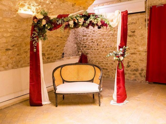 Le mariage de Xavier et Estelle à Varennes-Jarcy, Essonne 8