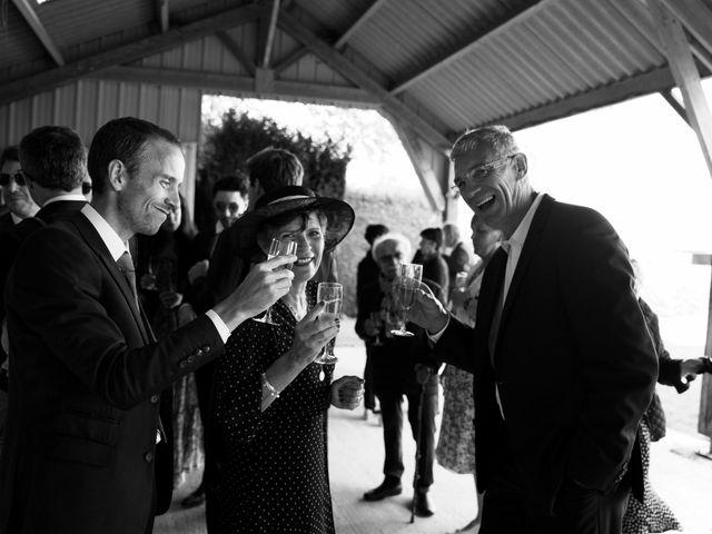 Le mariage de Alexandre et Marine à Le Haut-Corlay, Côtes d'Armor 19