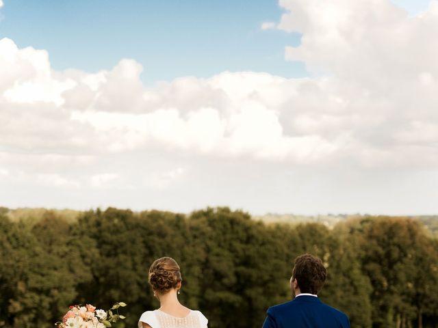 Le mariage de Alexandre et Marine à Le Haut-Corlay, Côtes d'Armor 27