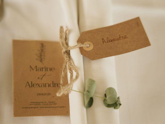 Le mariage de Alexandre et Marine à Le Haut-Corlay, Côtes d'Armor 41