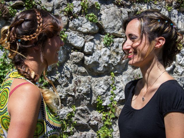 Le mariage de Yoann et Anaïs à Claix, Isère 1