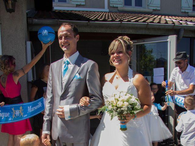 Le mariage de Yoann et Anaïs à Claix, Isère 55