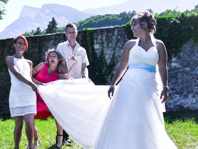 Le mariage de Yoann et Anaïs à Claix, Isère 67
