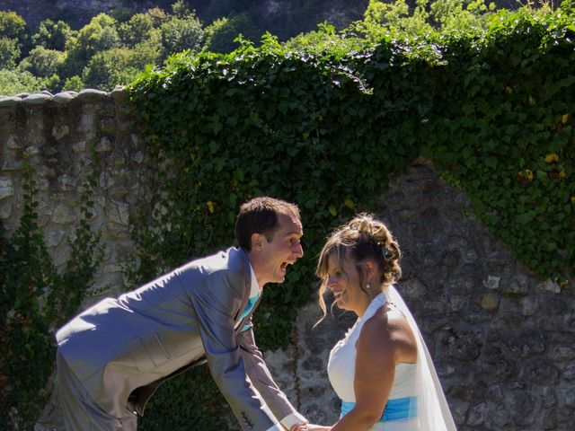 Le mariage de Yoann et Anaïs à Claix, Isère 75