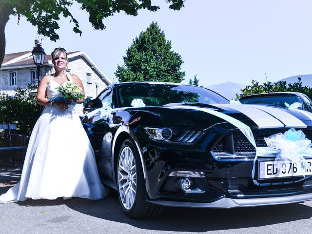 Le mariage de Yoann et Anaïs à Claix, Isère 83