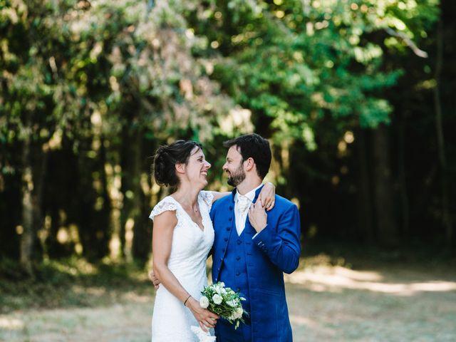 Le mariage de Daniel et Astrid à Persac, Vienne 2