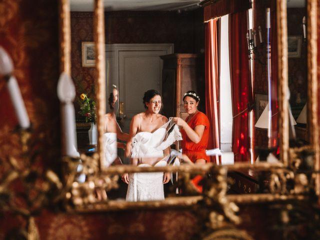 Le mariage de Daniel et Astrid à Persac, Vienne 25