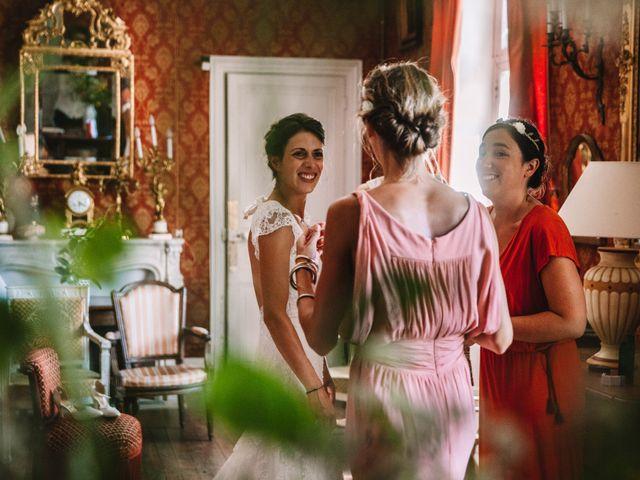Le mariage de Daniel et Astrid à Persac, Vienne 28