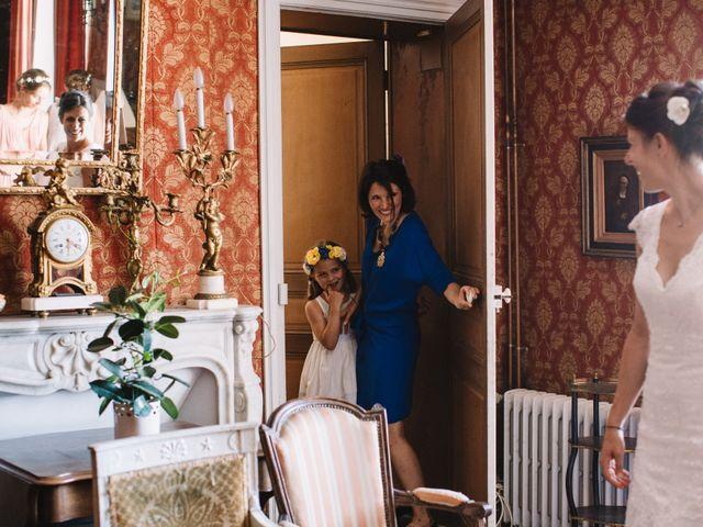 Le mariage de Daniel et Astrid à Persac, Vienne 29
