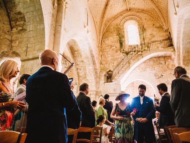 Le mariage de Daniel et Astrid à Persac, Vienne 36
