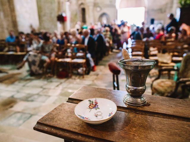 Le mariage de Daniel et Astrid à Persac, Vienne 37