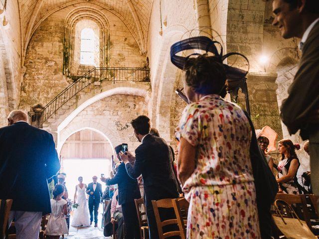 Le mariage de Daniel et Astrid à Persac, Vienne 38