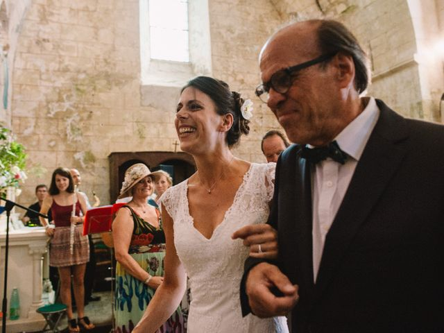 Le mariage de Daniel et Astrid à Persac, Vienne 39