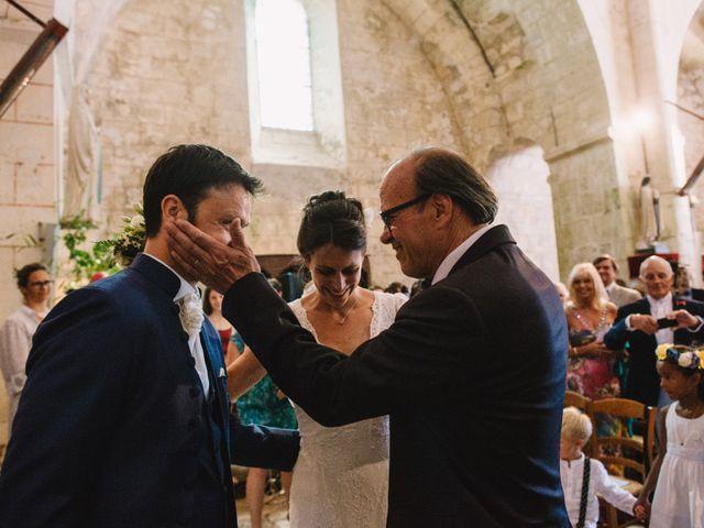 Le mariage de Daniel et Astrid à Persac, Vienne 40
