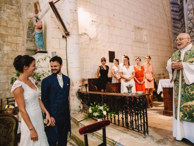 Le mariage de Daniel et Astrid à Persac, Vienne 41