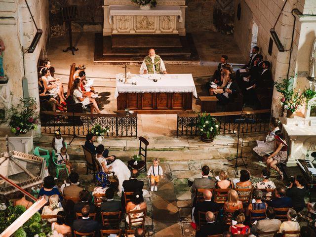 Le mariage de Daniel et Astrid à Persac, Vienne 42