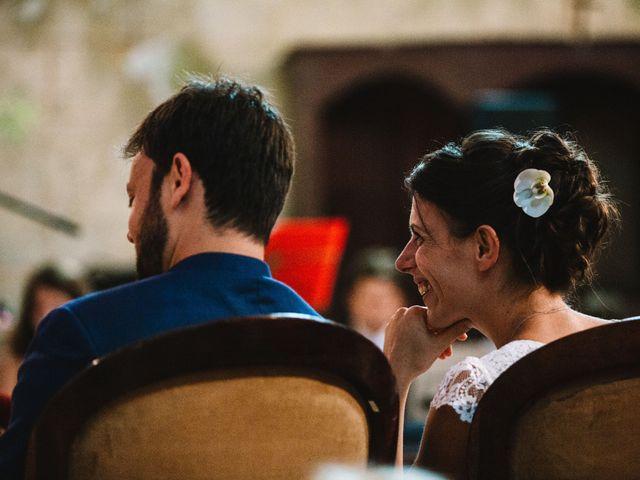 Le mariage de Daniel et Astrid à Persac, Vienne 43