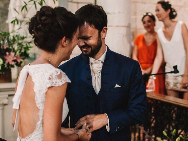 Le mariage de Daniel et Astrid à Persac, Vienne 45