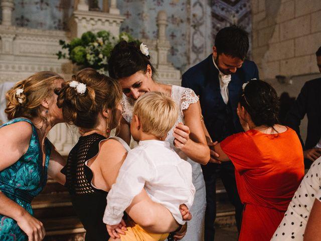Le mariage de Daniel et Astrid à Persac, Vienne 46