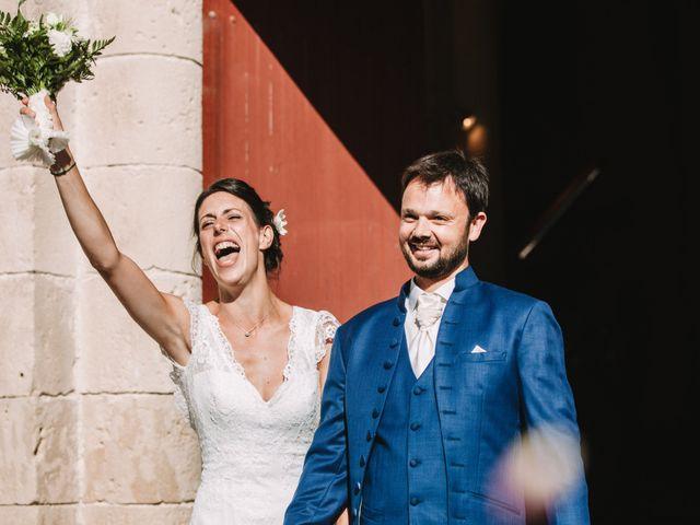 Le mariage de Daniel et Astrid à Persac, Vienne 47
