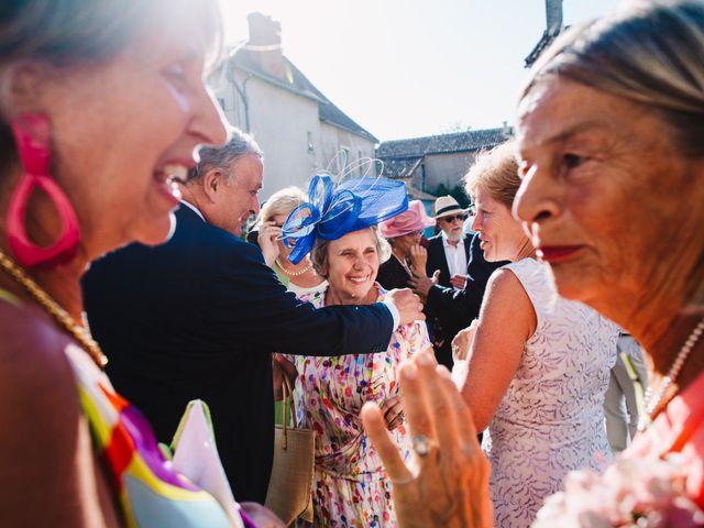 Le mariage de Daniel et Astrid à Persac, Vienne 52