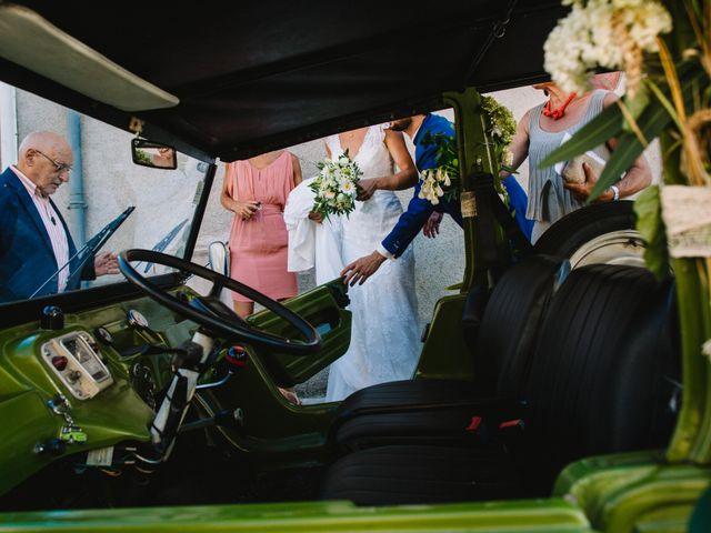 Le mariage de Daniel et Astrid à Persac, Vienne 55