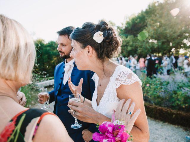 Le mariage de Daniel et Astrid à Persac, Vienne 59