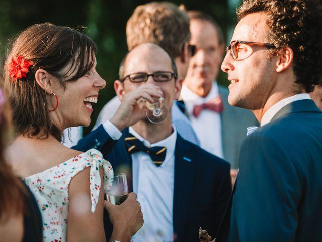 Le mariage de Daniel et Astrid à Persac, Vienne 65