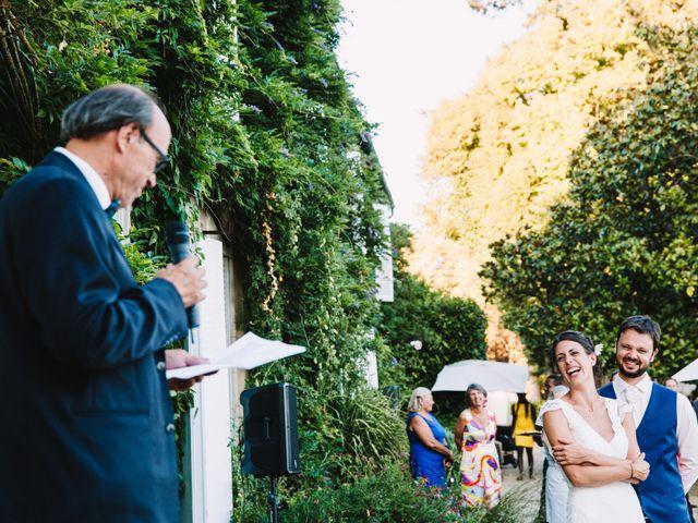Le mariage de Daniel et Astrid à Persac, Vienne 69