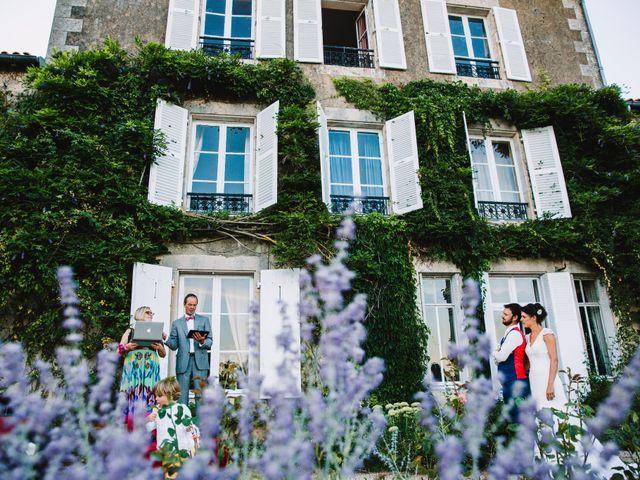 Le mariage de Daniel et Astrid à Persac, Vienne 70