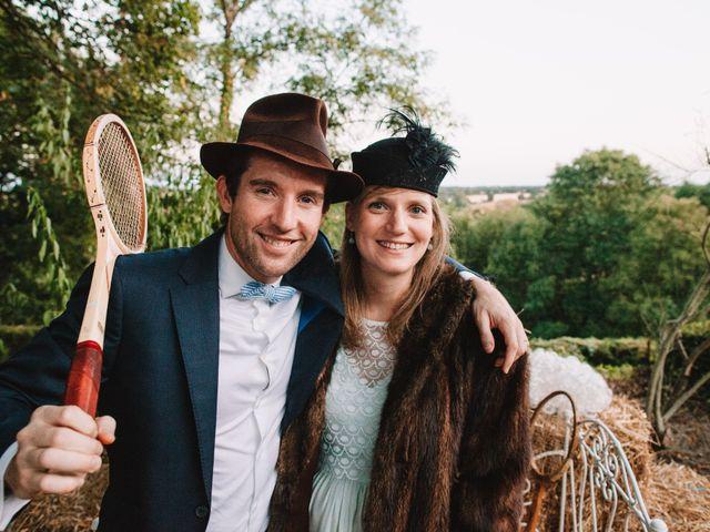 Le mariage de Daniel et Astrid à Persac, Vienne 77