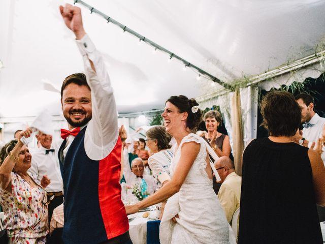 Le mariage de Daniel et Astrid à Persac, Vienne 81