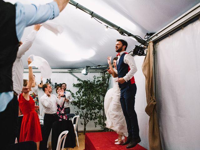 Le mariage de Daniel et Astrid à Persac, Vienne 82