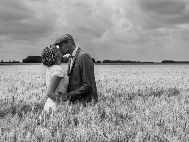 Le mariage de Ludovic et Isabelle à Abergement-la-Ronce, Jura 12