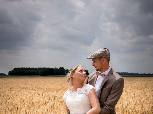 Le mariage de Ludovic et Isabelle à Abergement-la-Ronce, Jura 13