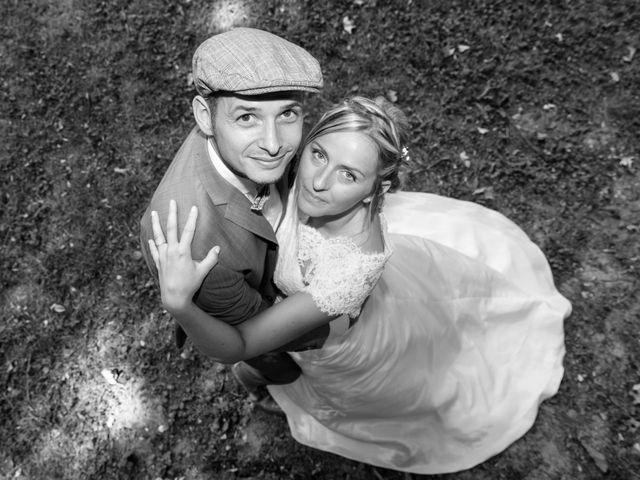 Le mariage de Ludovic et Isabelle à Abergement-la-Ronce, Jura 14