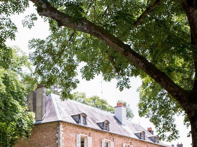 Le mariage de Ludovic et Isabelle à Abergement-la-Ronce, Jura 15