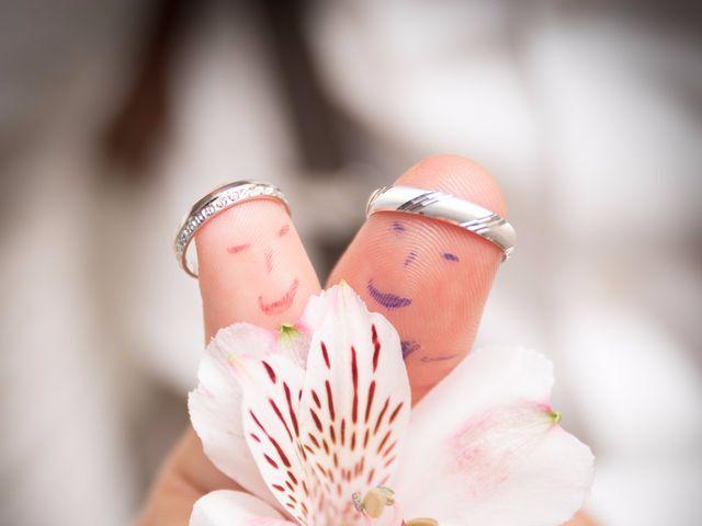 Le mariage de Ludovic et Isabelle à Abergement-la-Ronce, Jura 22