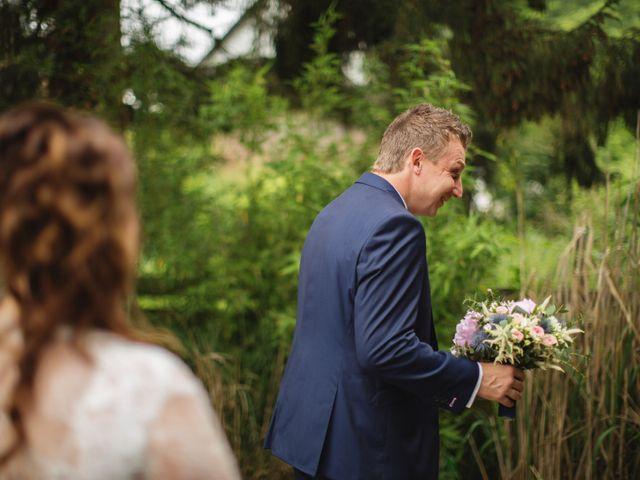 Le mariage de Ludovic et Typhaine à Ons-en-Bray, Oise 32