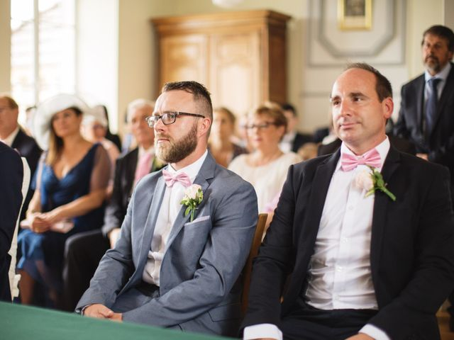 Le mariage de Ludovic et Typhaine à Ons-en-Bray, Oise 52