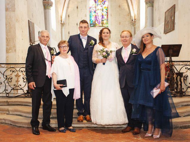Le mariage de Ludovic et Typhaine à Ons-en-Bray, Oise 91