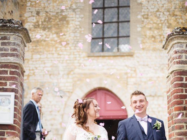 Le mariage de Ludovic et Typhaine à Ons-en-Bray, Oise 94