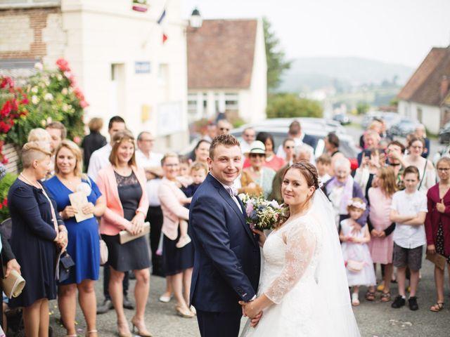 Le mariage de Ludovic et Typhaine à Ons-en-Bray, Oise 96