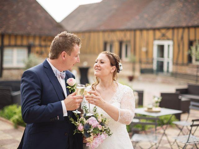 Le mariage de Ludovic et Typhaine à Ons-en-Bray, Oise 100