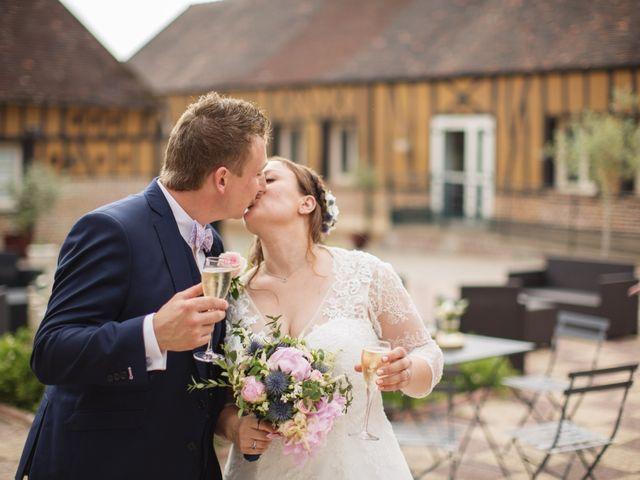 Le mariage de Ludovic et Typhaine à Ons-en-Bray, Oise 101