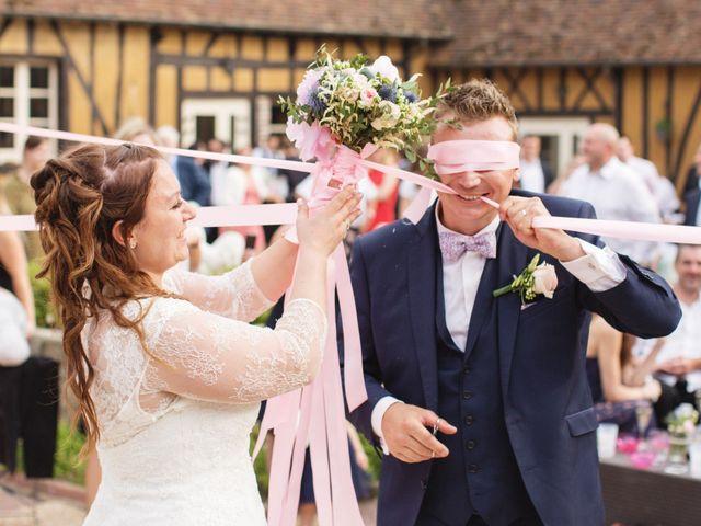 Le mariage de Ludovic et Typhaine à Ons-en-Bray, Oise 108