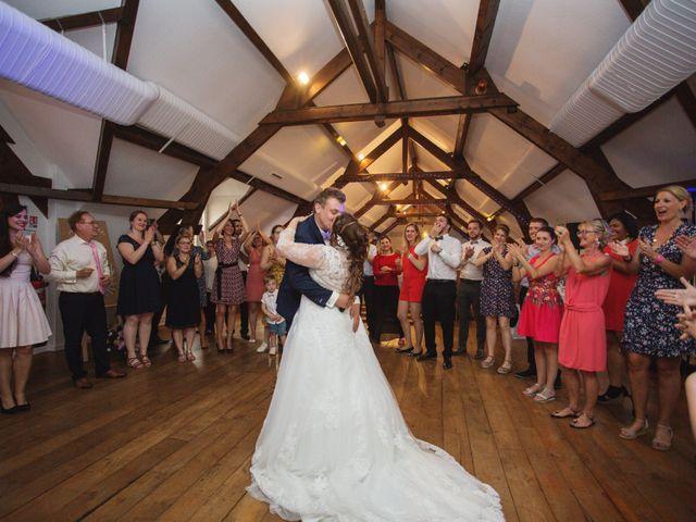 Le mariage de Ludovic et Typhaine à Ons-en-Bray, Oise 121