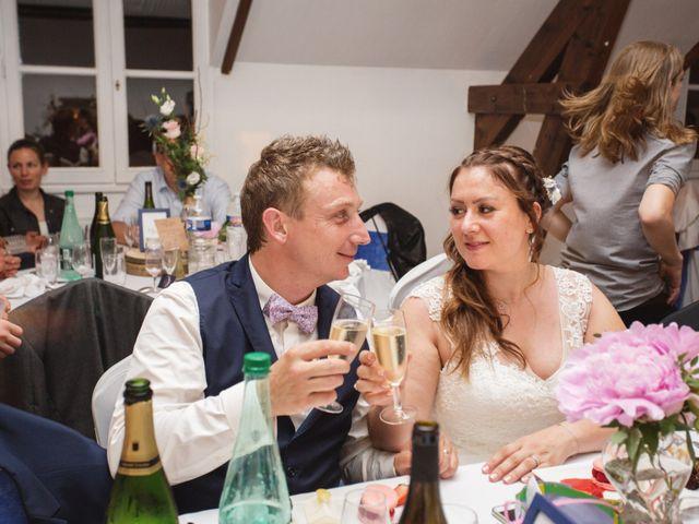 Le mariage de Ludovic et Typhaine à Ons-en-Bray, Oise 139