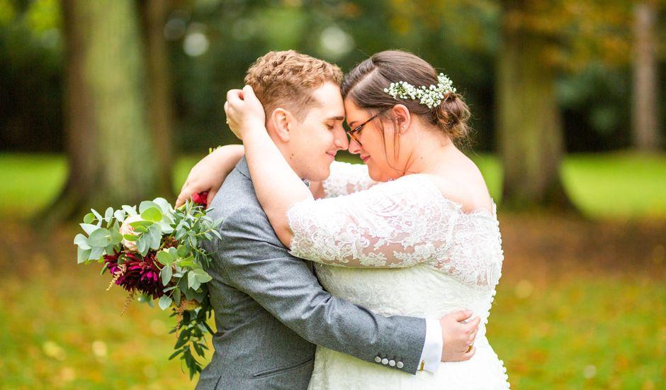 Le mariage de Xavier et Estelle à Varennes-Jarcy, Essonne