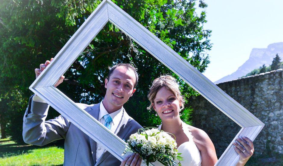 Le mariage de Yoann et Anaïs à Claix, Isère